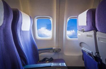 Фото: Удобные места в самолете