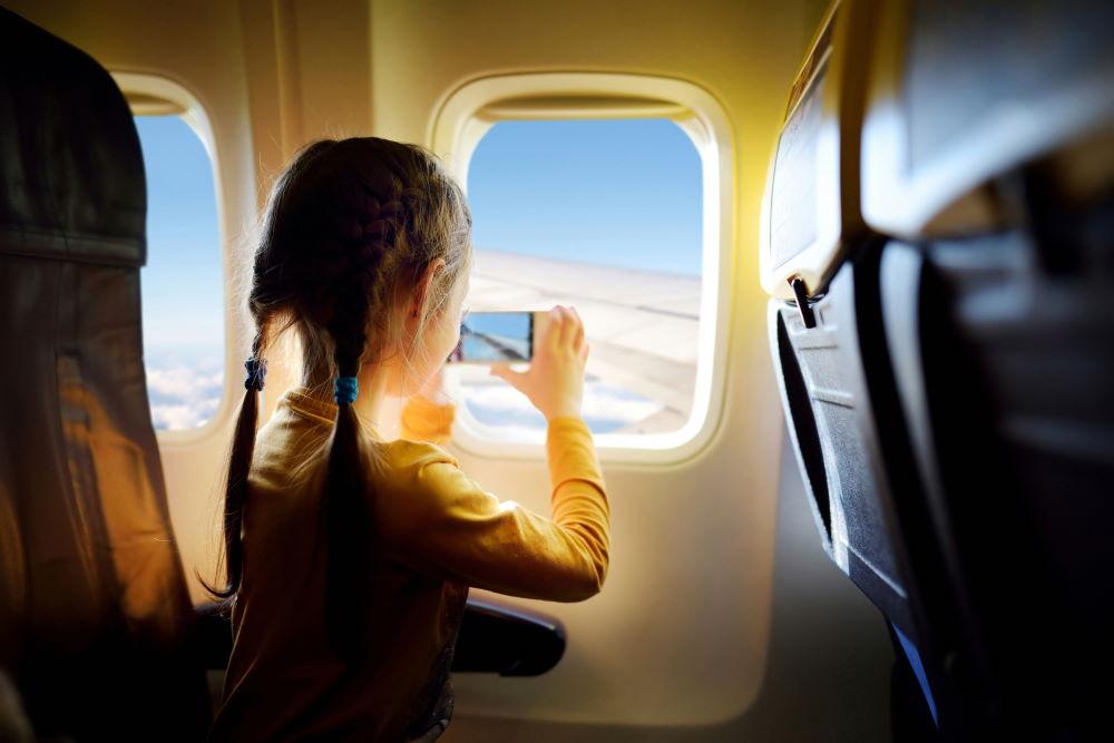 Фото: Место в самолете у окна