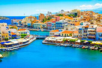 Лучшие пляжи Крита: отдых на берегах трех морей