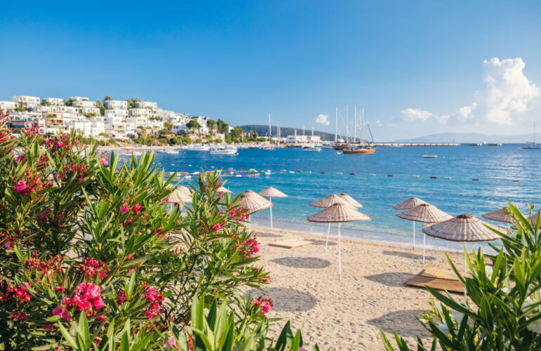 Фото: лучшие пляжи Бодрума