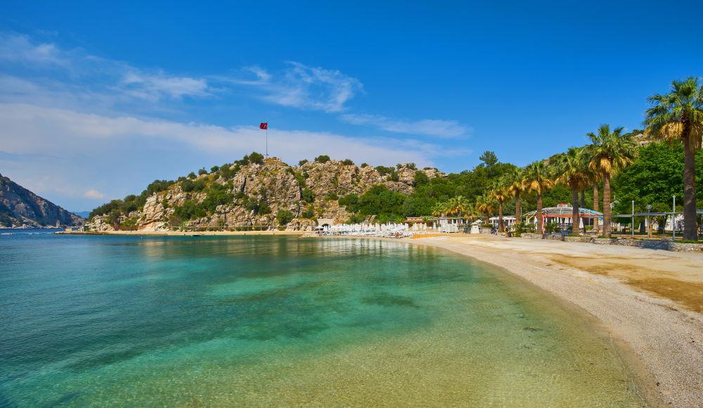 Фото: Пляж Турунч на Мармарисе