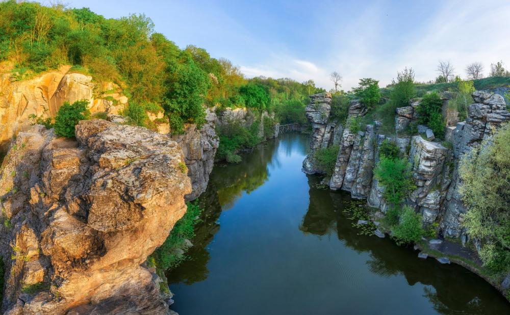 Фото: Букский каньон
