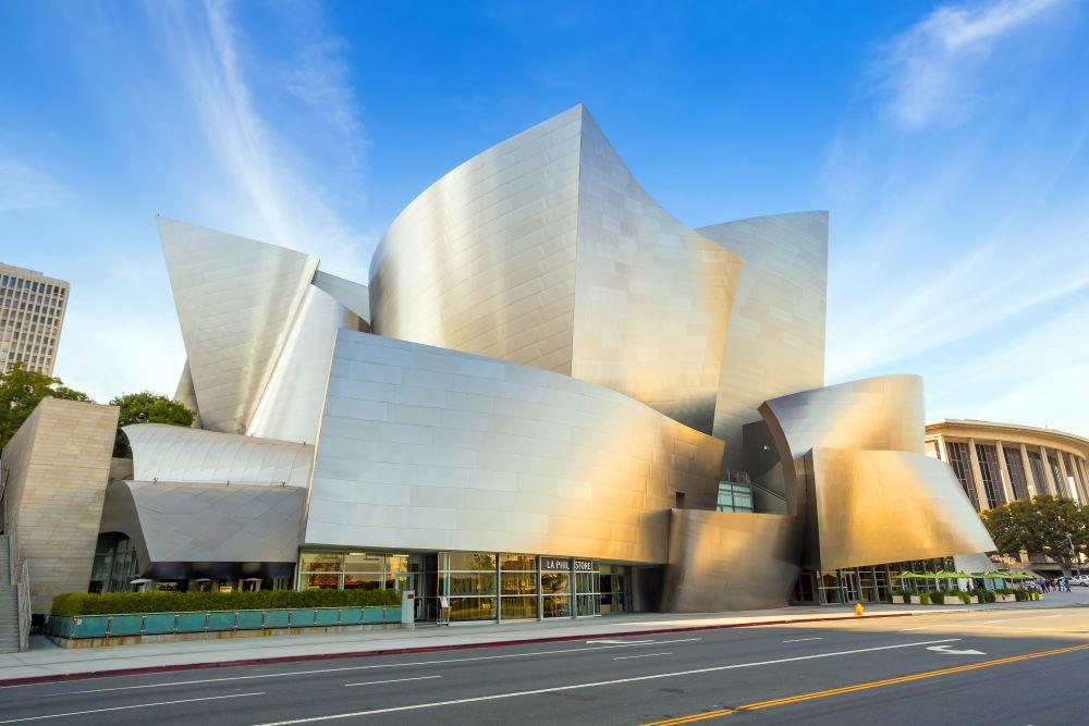 Фото: Концертный зал Уолта Диснея