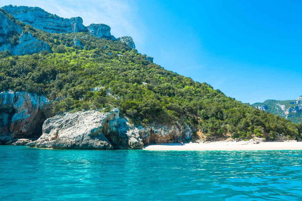 Фото: Пляж Кала Луна, Сардиния