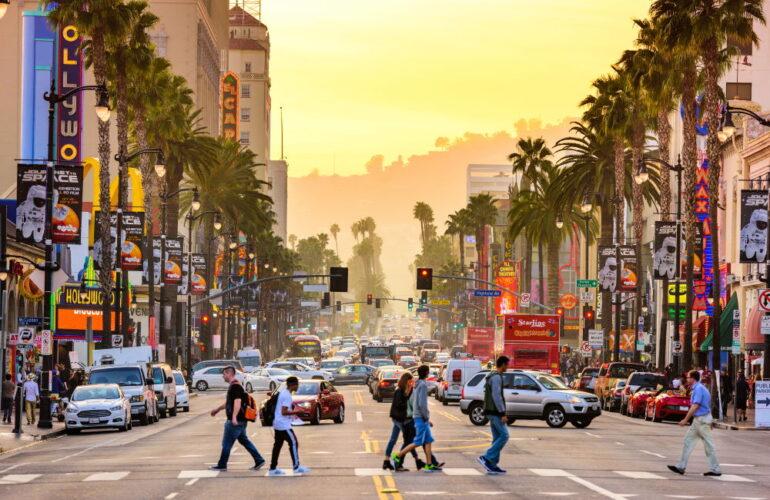 Фото: Достопримечательности Лос Анджелеса
