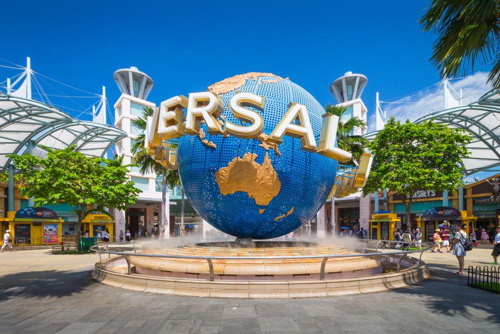 Фото: Universal Studios Singapore