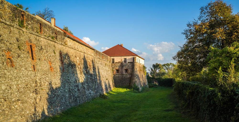 Фото: Ужгородский замок