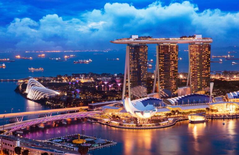Фото: Достопримечательности Сингапура