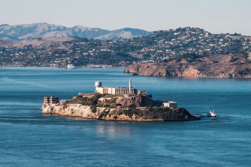 Фото: Алькатрас, Сан-Франциско