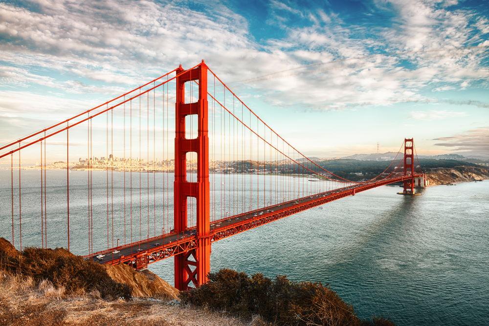 Фото: Мост Золотые Ворота