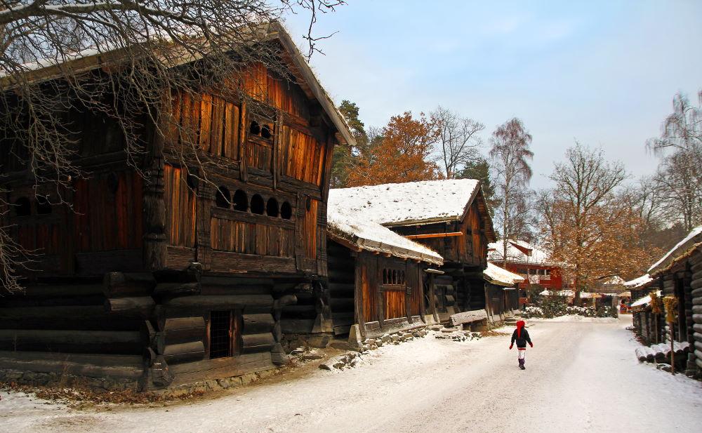 Фото: Музей истории культуры Осло, Норвегия