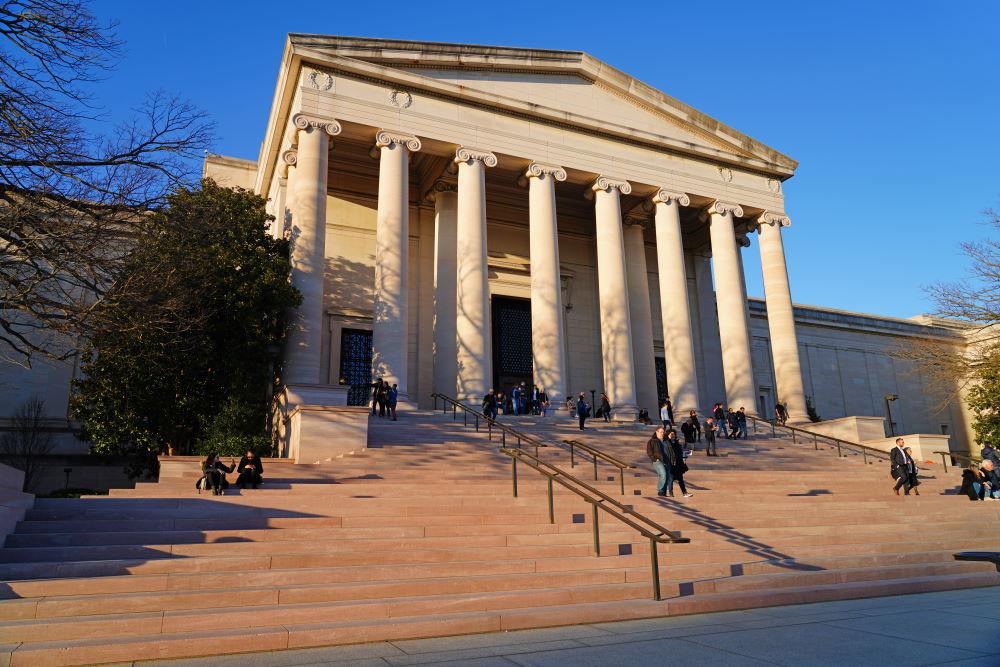 Фото: Национальная галерея искусств, Вашингтон