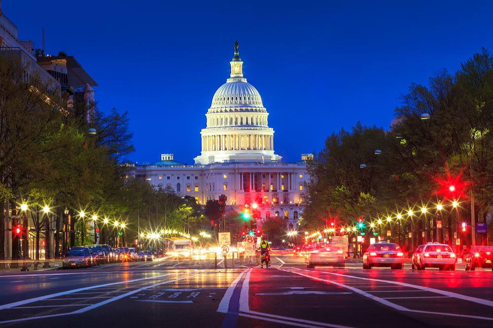 Фото: Капитолий, Вашингтон