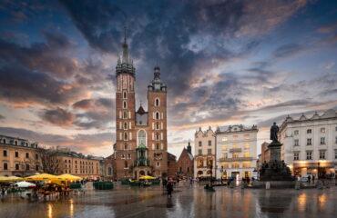 Фото: Достопримечательности Кракова
