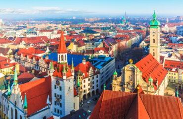 Фото: Достопримечательности Мюнхена