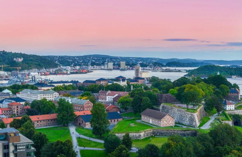Фото: Достопримечательности Осло, Норвегия