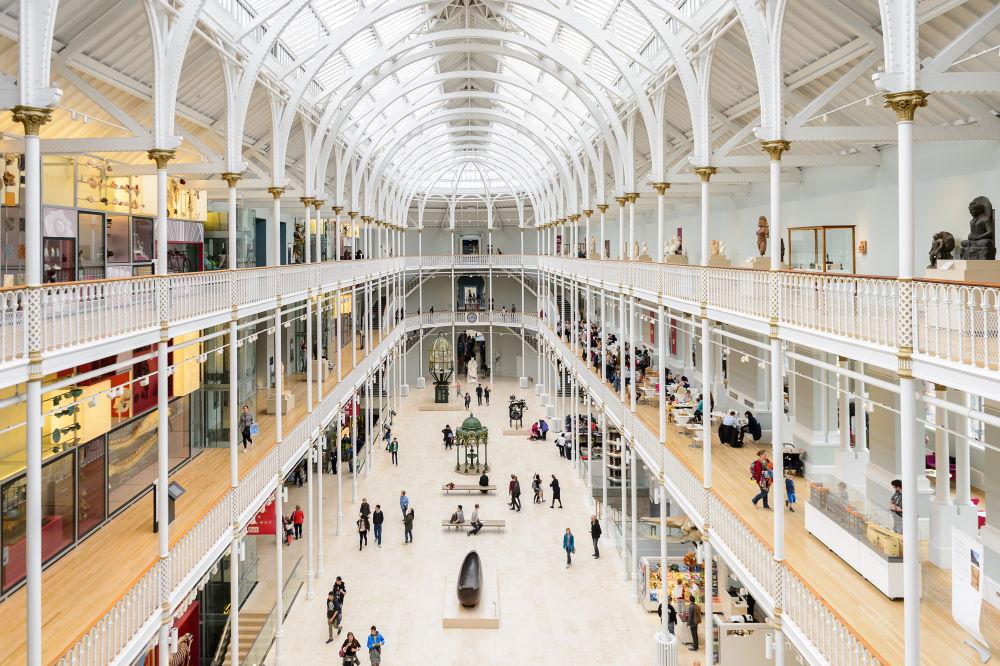 Фото: Национальный музей Шотландии, Эдинбург