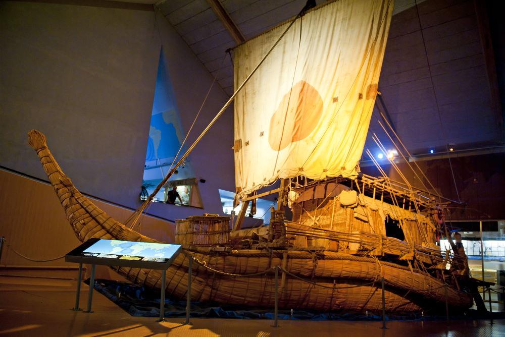 Фото: Музей Кон Тики в Осло