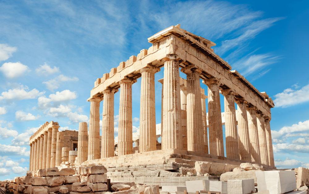 Фото: Парфенон, Афины, Греция