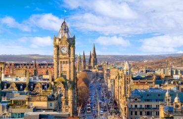 Фото: Достопримечательности Эдинбурга