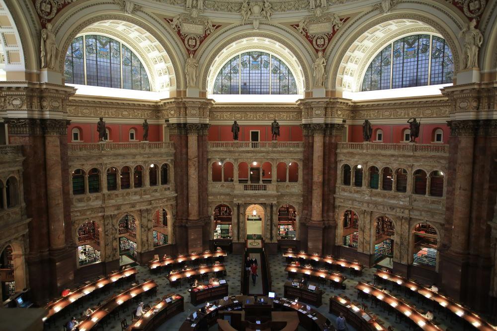 Фото: Библиотека конгресса, Вашингтон