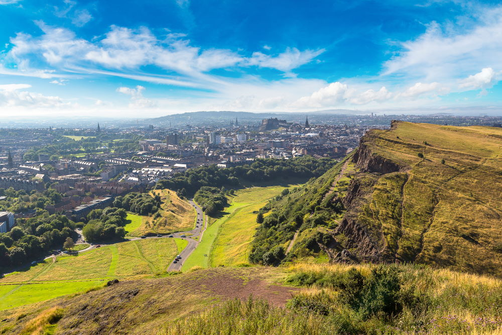 Фото: Артурс Сит, Эдинбург