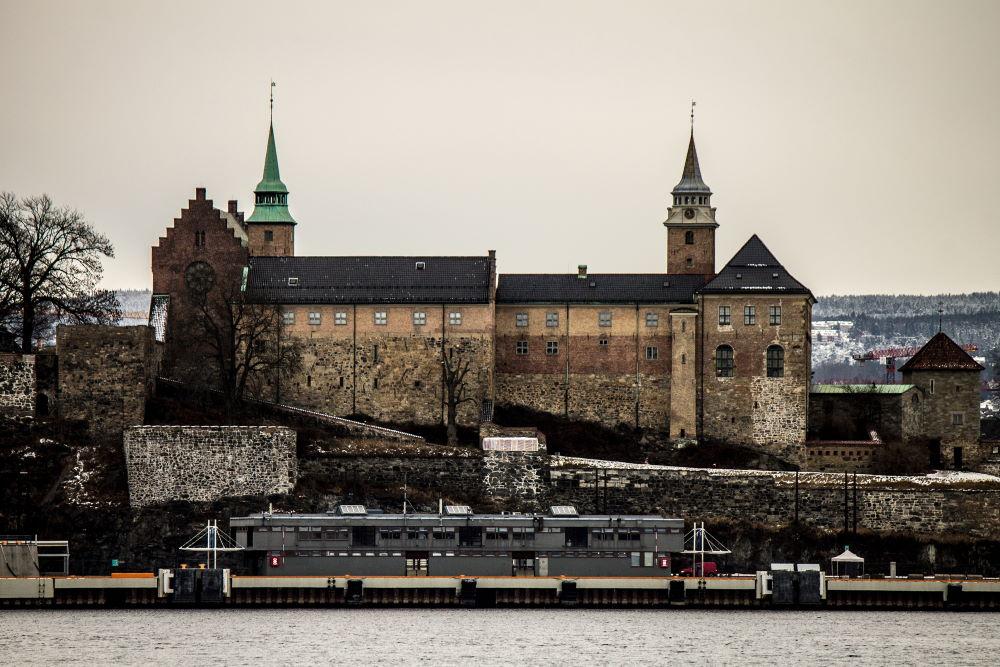 Фото: Замок-форт Акерсхус, Осло