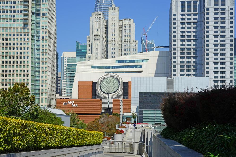 Фото: Музей современного искусства в Сан-Франциско